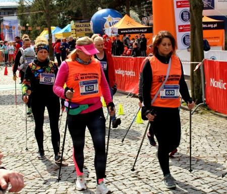 W niedzielę Puchar Polski Nordic Walking w Potęgowie