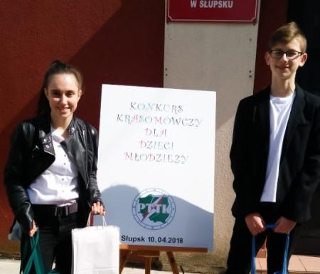 Sukces Julii Zabieglik ze Szkoły Podstawowej w Łupawie
