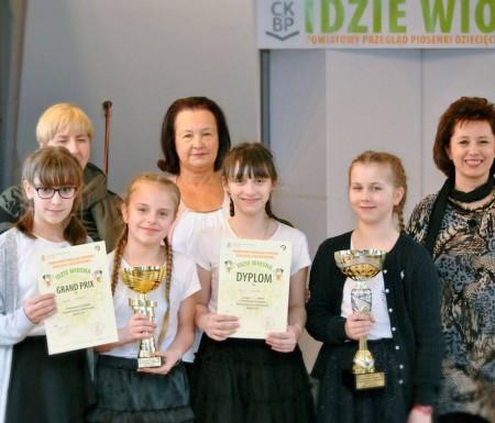 Grand Prix chóru Cantabile na Powiatowym Przeglądzie Piosenki