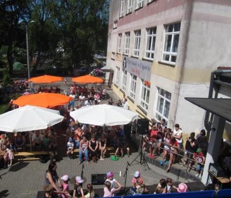 XIV Festyn Rodzinny w Łupawie - relacja