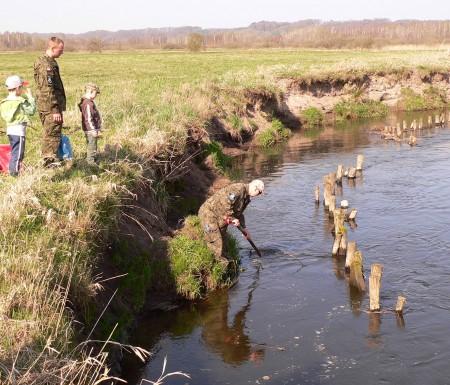 13 kwietnia odbędzie się wielka akcja sprzątania rzeki Łeby