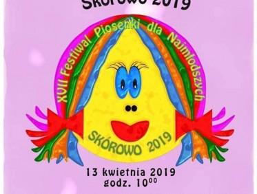 Zaproszenie na Powiatowy Festiwal Piosenki w Skórowie