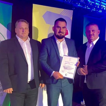 Nagroda Zielonego Feniksa dla Wójta gminy Potęgowo