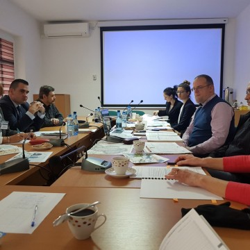 Spotkanie Zespołu Dialogu Terytorialnego