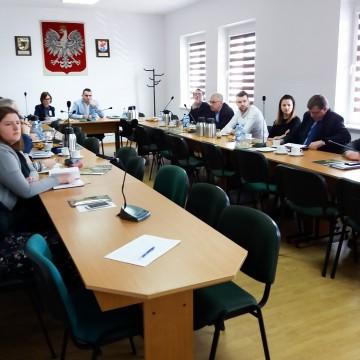 Spotkanie członków Porozumienia Międzygminnego