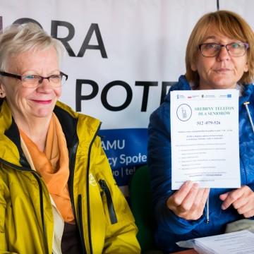 Srebrny Piknik - zdrowotne spotkanie dla seniorów