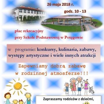 Festyn rodzinny przy SP w Potęgowie