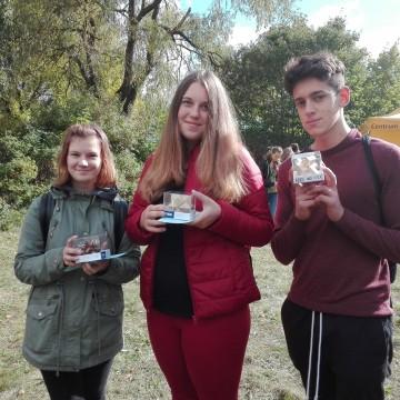 """Piknik naukowy """"Festiwal Otwartych Umysłów"""" w Lęborku"""