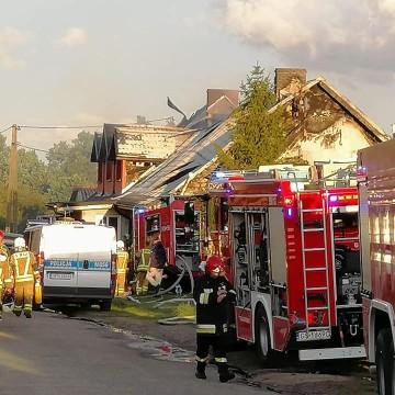 Apel o pomoc dla poszkodowanych przez pożar w Karżnicy