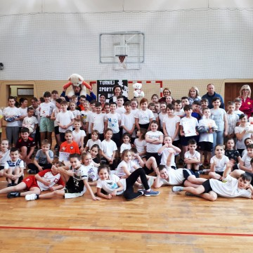 XXIX Turniej Sportowy Biały Miś w Łupawie
