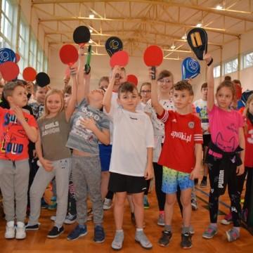 III Turniej XIII Edycji Międzyszkolnej Ligi Tenisa Stołowego