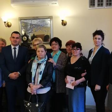 """Spotkanie Gminnych Rad Seniorów w ramach """"Srebrnej Sieci"""""""