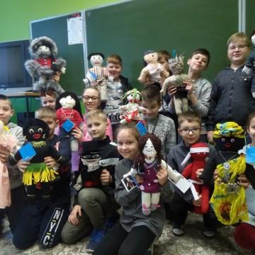 Uczniowie Szkoły Podstawowej w Łupawie ratują dzieci na świecie