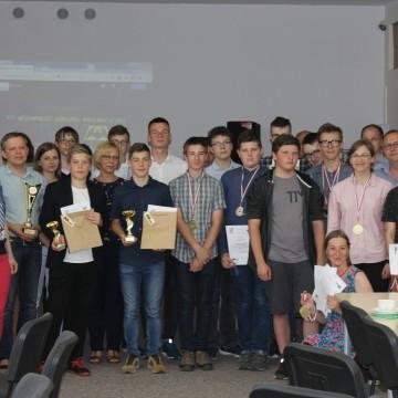 Podsumowanie XII Wojewódzkiego Konkursu Matematycznego Matman
