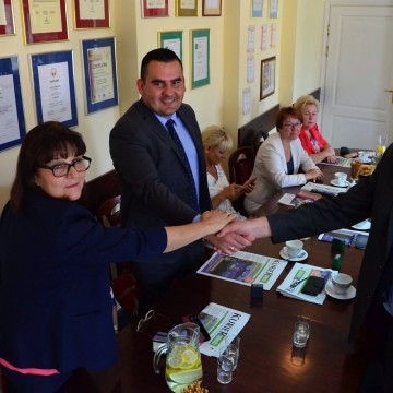 """Wniosek na dofinansowanie projektu """"Srebrna Sieć"""""""