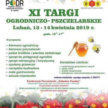 XI Targi Ogrodniczo-Pszczelarskie – Lubań