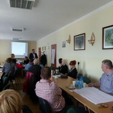 spotkanie w sprawie Strategii Rozwoju Gminy Potęgowo