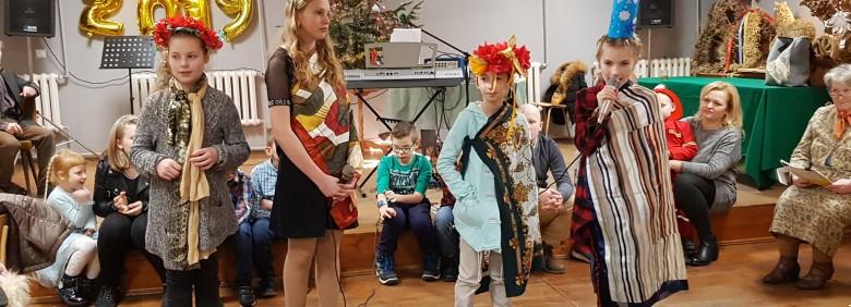 Noworoczne spotkanie choinkowe w Żochowie