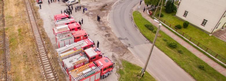 Strażacy ochotnicy zmierzą się podczas zawodów powiatowych w Potęgowie