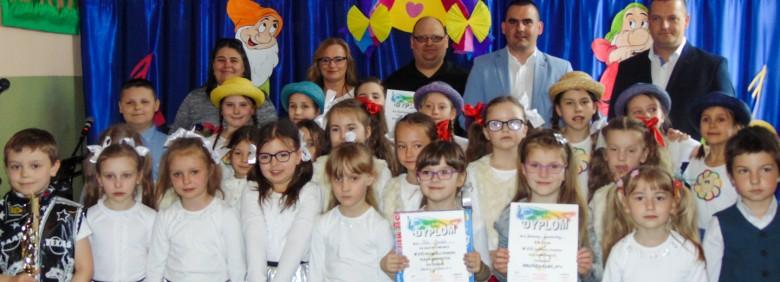 XVI Powiatowy Festiwal Piosenki dla Najmłodszych Skórowo 2018