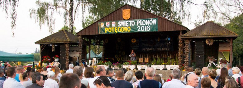 Powiatowe Święto Plonów w Potęgowie