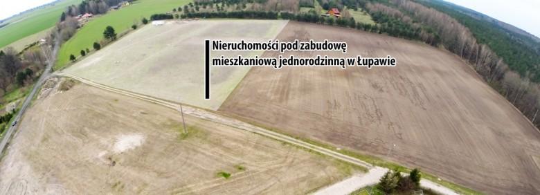 Sprzedaż działek w Łupawie. Pozostały już tylko ostatnie cztery