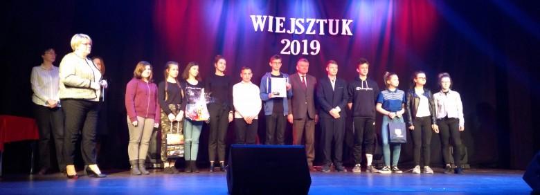 Sukces aktorów z Łupawy na przeglądzie Wiejsztuk 2019