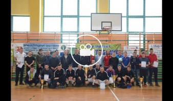 II Otwarty Turniej Halowej Piłki Nożnej o Puchar Wójta Gminy Potęgowo