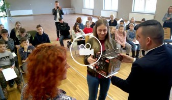 Młodzi zdolni i społecznie zaangażowani w gminie Potęgowo
