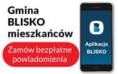 Aplikacja mobilna BLISKO