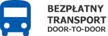 Bezpłatny transport door-to-door